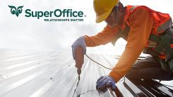 SuperOffice CRM for construction